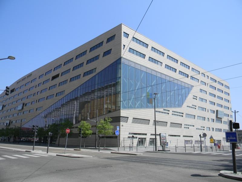Batiment Confluence Conseil Regional Lyon