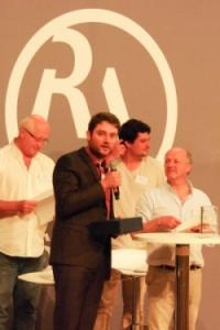 Kapei créateur d'entreprise obtient un trophée de la Région Rhône Alpes