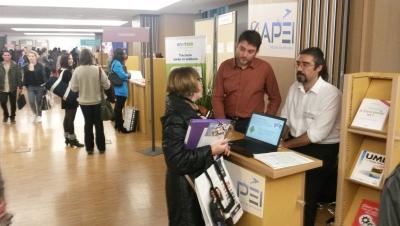 Kapei au forum ESS de Lyon