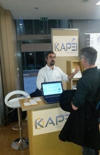 Le stand de Kapei au salon