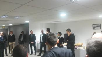 Kapei, spéciliaste de l'informatique décisionnel, inaugure ses nouveaux locaux à Lyon